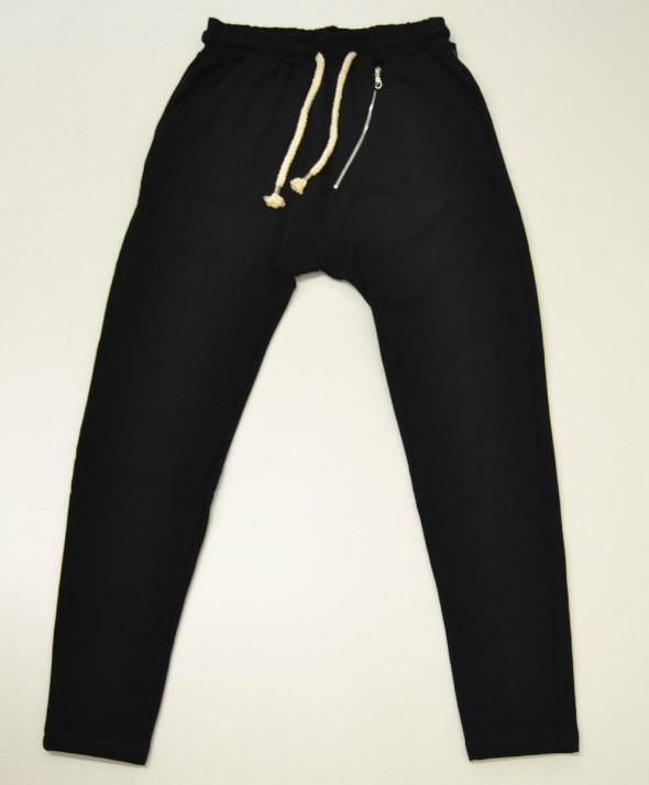 Pantalone Tuta Black
