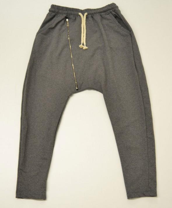 Pantalone Tuta Grey