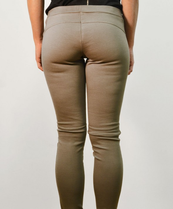 Conosciuto Pantalone Beige - Extyle QK12